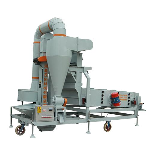 5XZC-10DXM型2021款改进升级版:风筛清选机