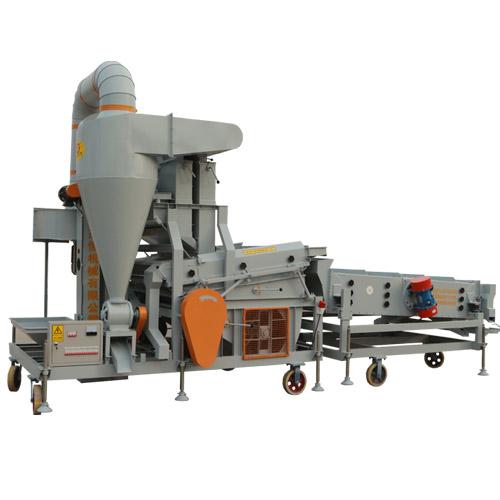 5XFZ-15BXM型2019款改进升级版:双风选单比重复式精选机