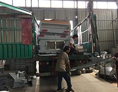 茂恒机械:发货山东种子企业