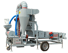 5XZC-10BXCM型2021款改进升级版:风筛清选机